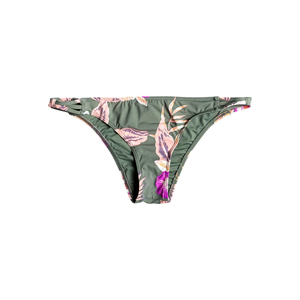 Women's Cast Away Floral Mini Bikini Bottoms