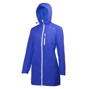 Women's Long Belfast Rain Jacket