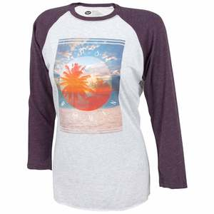 Women's Gypsea Baseball Raglan Shirt