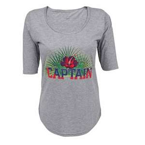 Women's Captain 3/4 Sleeve Tee