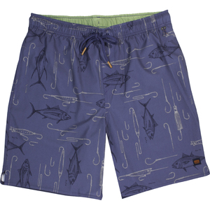 Men's Captain Hook Volley Trunks