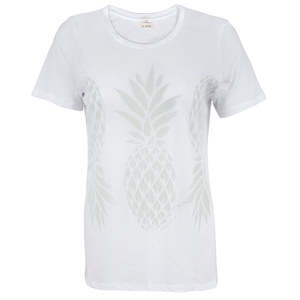 Women's Pineapple Mix Graphic Tee