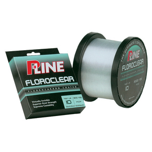 Floroclear Monofilament Fishing Line, Fluorocarbon Coated, 300yds