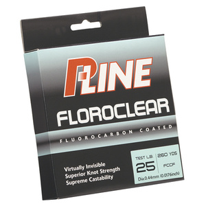 Floroclear, Fluorocarbon Coated Monofilament Fishing Line, 300yds