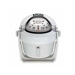 Ritchie Navigation Bracket-Mount Explorer Compass, White Case, White Card Sale $69.99 SKU: 277678 ID# B-51W UPC# 10342160515 :