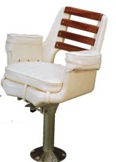 Sportfishing/Helm Chair and Pedestal Package