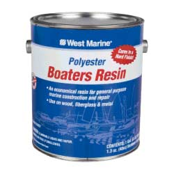 Polyester Boaters Resin