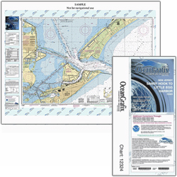 New York Harbor & Hudson River Print-on-Demand Charts