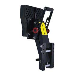 Garelick Auxiliary Outboard Bracket, 15-1/2 Vertical Lift, 7.5hp-25hp HP Rating