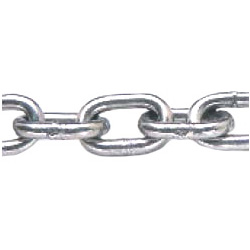 Suncor 5/6 x 5' Pre-Pack Chain, 2400lb. MWL, 9600lb. Breaking Strength Sale $79.99 SKU: 289258 ID# C0132-0508 UPC# 791506132875 :