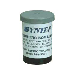 Western Pacific Trading Syntef Stuffing Box Lube Sale $13.99 SKU: 255358 ID# 10150 UPC# 602972101503 :