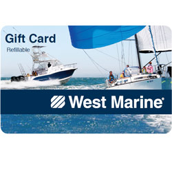 The West Marine Gift Cards