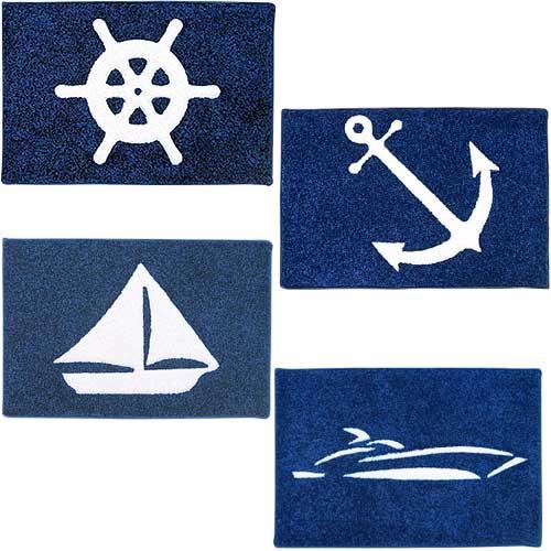 Coastal Custom Carpets Welcome Mats West Marine