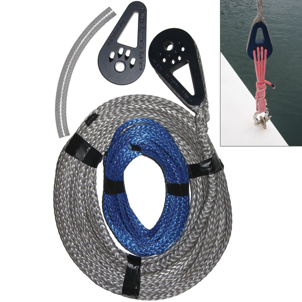 Colligo Marine Emergency Shroud Kit Sale $599.99 SKU: 10017101 ID# CSS1000 UPC# 892762001346 :
