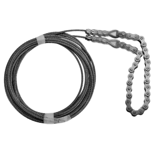 Edson Marine 24 Chain, 13' Wire Kit Sale $254.99 SKU: 10122943 ID# 774-2S2B13 UPC# 796744019063 :