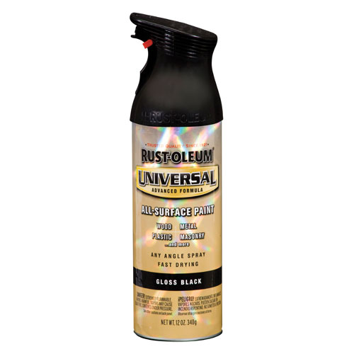 Universal Enamels Spray Paint