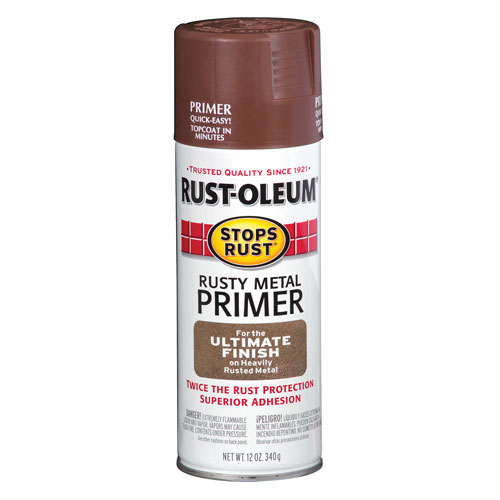 Rust Oleum Rusty Metal Primer Sale $9.99 SKU: 10124790 ID# 7769830 UPC# 20066776985 :