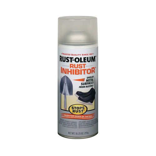 Rust Oleum Clear Rust Inhibitor Spray Sale $9.99 SKU: 10124832 ID# 224284 UPC# 20066138615 :
