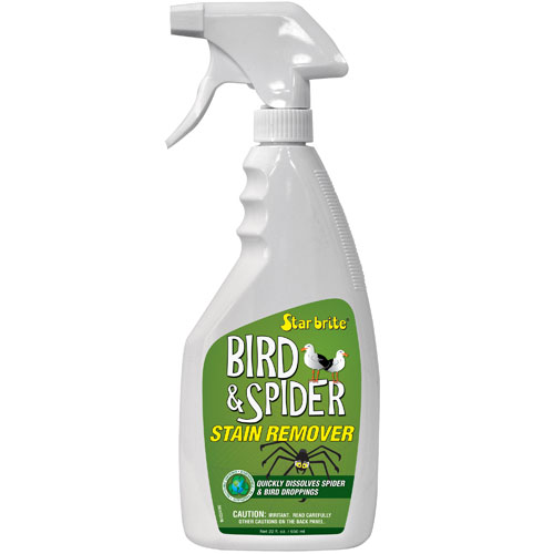Star Brite Spider & Bird Stain Remover