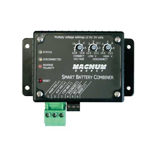 Magnum Energy Smart Battery Combiner Sale $119.99 SKU: 10161958 ID# ME-SBC UPC# 892608001202 :