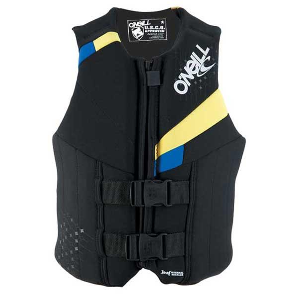O'neill Watersports Life Vest, Teen, 90-120lb. Sale $89.99 SKU: 10224897 ID# 3291-K78-1SZ UPC# 603731820864 :