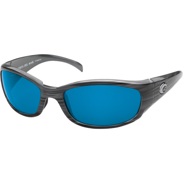 Hammerhead Sunglasses, Silver Teak Frames with Costa 400 Silver/blue Mirror Glass Lenses Sale $199.00 SKU: 10239887 ID# HH 28 BMGLP UPC# 97963455428 :