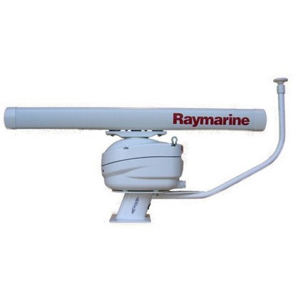 Seaview 6 Aft Leaning, Raymarine 4' & 6' Open Array Mounts