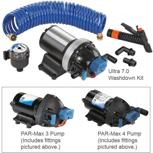 Jabsco PAR-Max 4gpm 12V Kit (Pump, Pumpguard Strainer, Adjustable Nozzle), 9A Draw, 4.1H x 4.2W x 9.8L Sale $149.99 SKU: 11015351 ID# 32605-0092 UPC# 671880589314 :