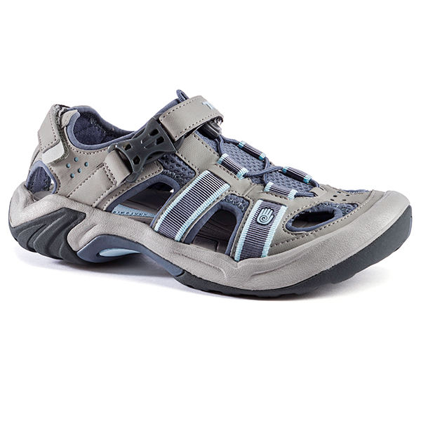 Teva Women's Omnium Sandals, Gray, 7.5 Sale $85.00 SKU: 15092745 ID# 6154-482-21 UPC# 887278723622 :