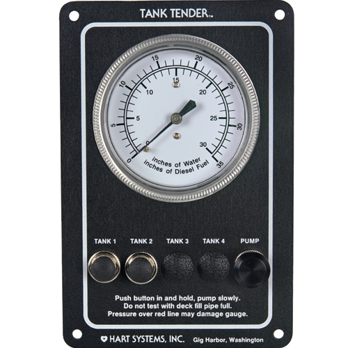 Hart Systems 4-Tank System, 30/35 Gauge