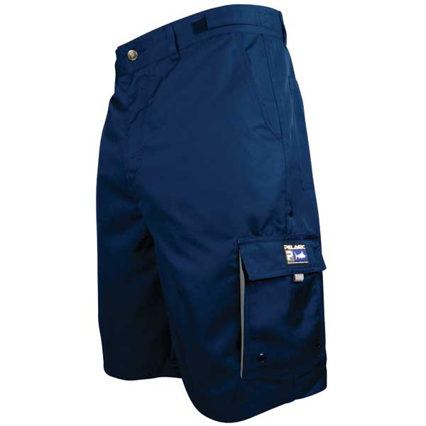 Men's Socorro Shorts, Navy, 40