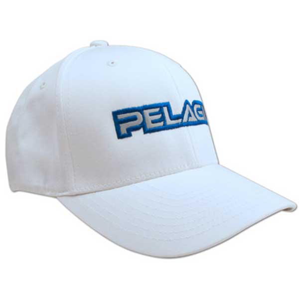 Boating Cap, White, L/XL