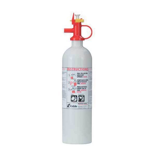 Kidde Mariner 5 Personal Watercraft (PWC) Dry Chemical Fire Extinguisher