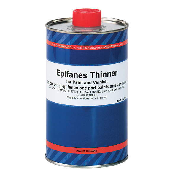Epifanes Brushing Thinner - 500ML Sale $19.99 SKU: 103731 ID# TPVB.500 UPC# 8715559950035 :