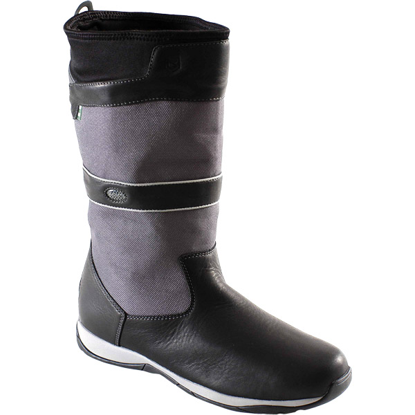Dubarry Men's Newport Boot - Black/gray/Gray - 8