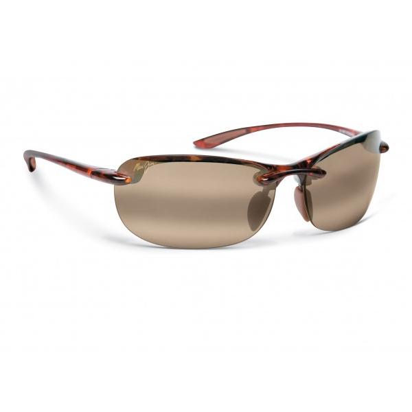 Maui Jim Hanalei Sunglasses, Tortoise Frames with HCL Bronze Lenses Brown