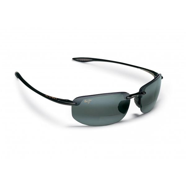 Maui Jim Ho'okipa +2.5 Reader Sunglasses, Glossy Black/gray Frames with Neutral Gray Lenses Sale $229.00 SKU: 10445963 ID# G807-0225 UPC# 603429012274 :