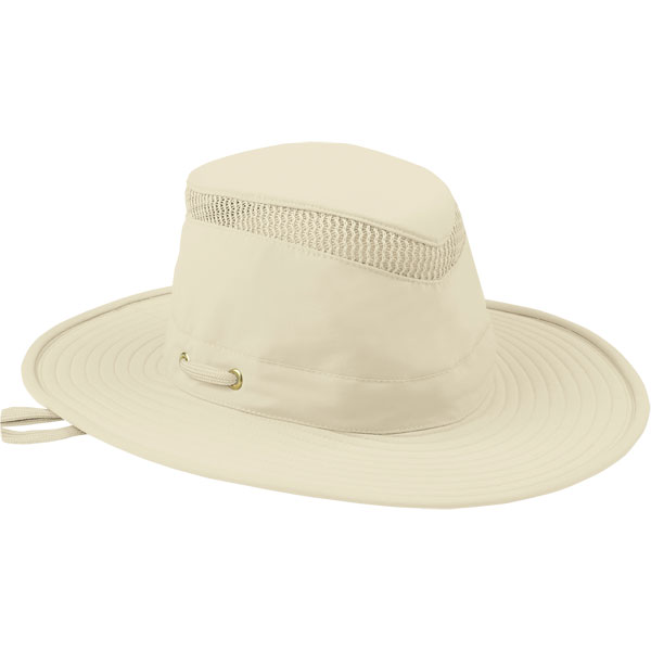 Tilley Airflo Hat, Natural with Green Under Brim, 7-1/8 Sale $84.00 SKU: 10438646 ID# LTM6 NTGR-60 UPC# 826486003911 :