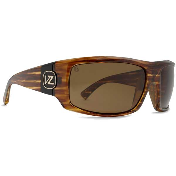 Men's Clutch Sunglasses, Tortoise Frames with Bronze Polarized Lenses