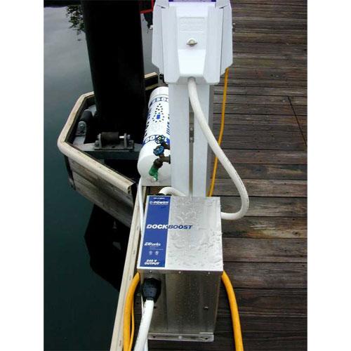 Charles Marine DockBoost AC VoltageBooster Sale $3599.99 SKU: 10495356 ID# 93-DBOOST50-A UPC# 795836126023 :