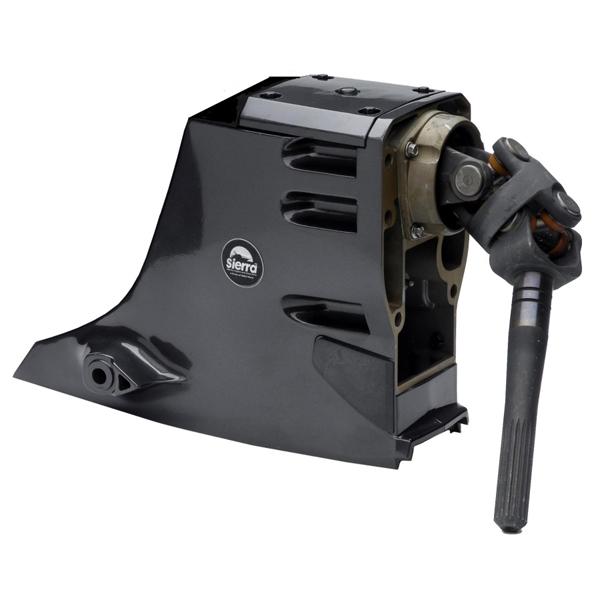 Sierra Complete Upper Gear Housing - 21:16 Ratio for OMC Sterndrive/Cobra Stern Drives Sale $3349.99 SKU: 10515328 ID# 18-4804 UPC# 808282228446 :