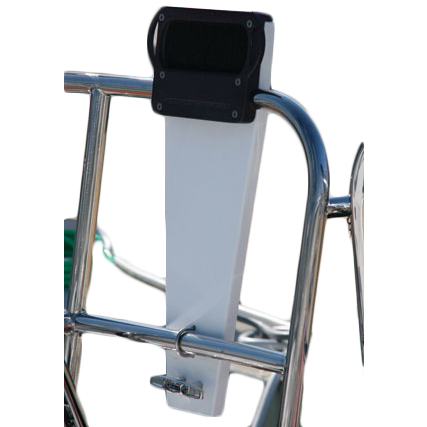 Edson Marine Stern Rail Outboard Motor Mount for 1-1/4 Railing Sale $364.99 SKU: 10606671 ID# 521-125AL UPC# 796744019179 :