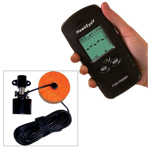 Norcross Marine Fishfinder, Portable Hand Held