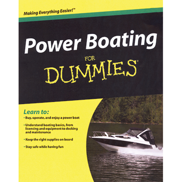 Paradise Cay Power Boating for Dummies