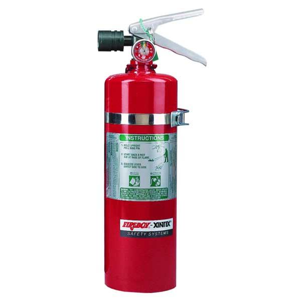 Fireboy Xintex Portable Fire Extinguisher