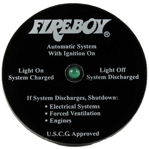 Fireboy Xintex Status Indicator Light with Panel Sale $10.49 SKU: 10676070 ID# 90107 UPC# 619749209980 :