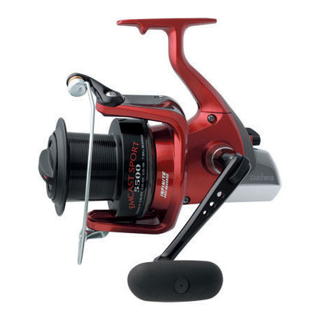 click for Full Info on this Daiwa Ecs6000   Emcast Sport Heavy Action Spinning Reel  7bb  1rb  4.6:1  26.80 Oz.