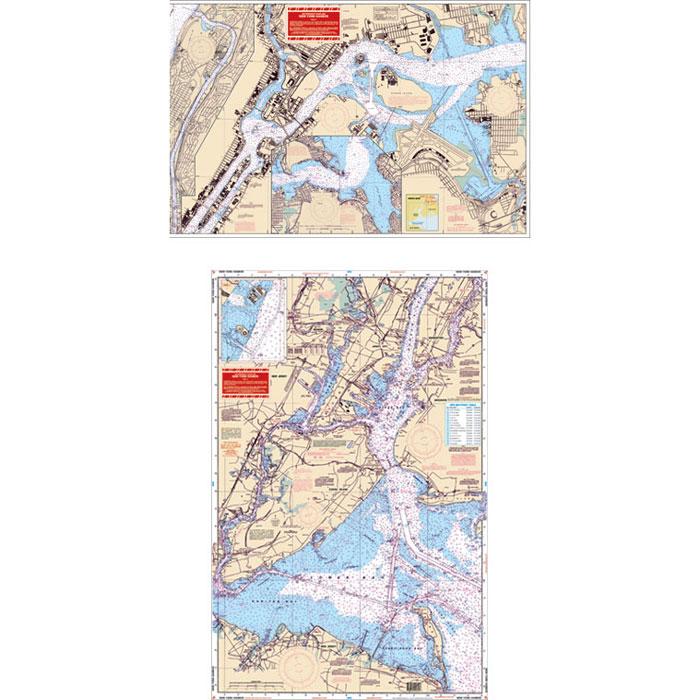 Waterproof Charts Raritan Bay/Jamaica Bay Coastal Fishing Chart Sale $26.99 SKU: 10705499 ID# 62F UPC# 740399006268 :