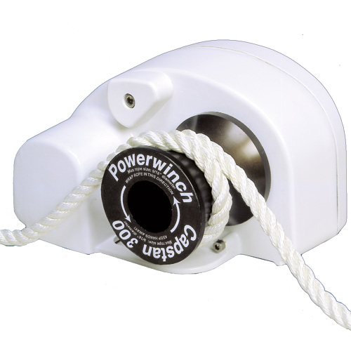 Powerwinch Capstan 300 Rope Winch