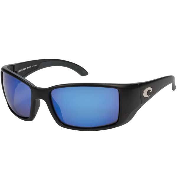 Blackfin Sunglasses, Matte Black Frames with Costa 580 Black_blue Mirror Glass Lenses Sale $249.00 SKU: 10734168 ID# BL 11 OBMGLP UPC# 97963454308 :